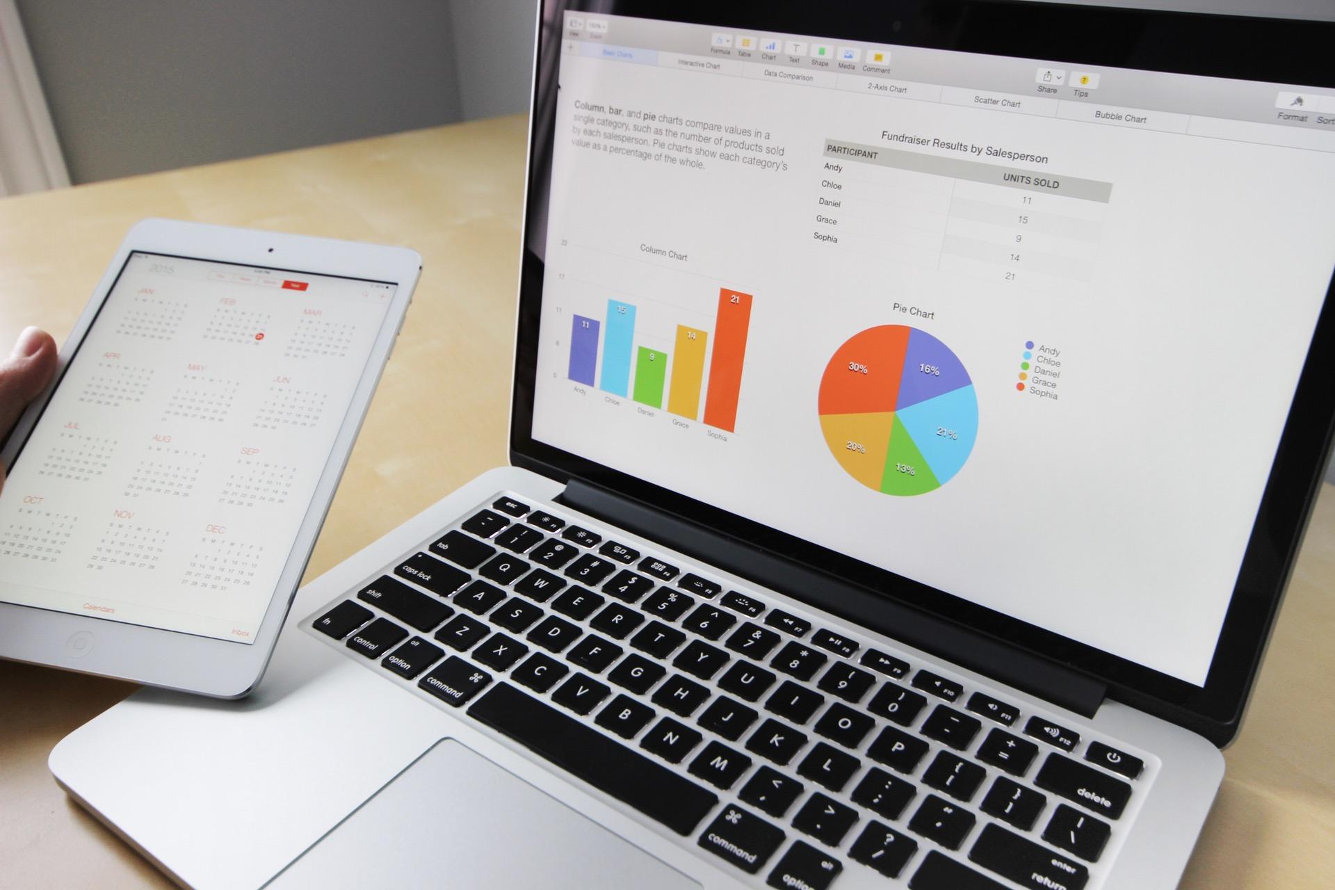 Graphs on Laptop
