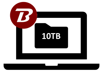 Binfer Large File Transfer Icon
